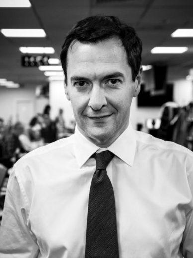 George Osborne Chairman of the Advisory board